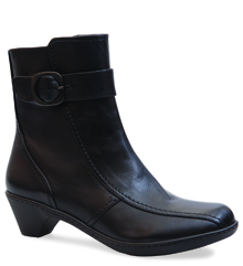 Dansko Outlet - Blaine Black Nappa