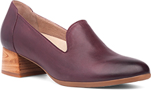 Dansko Outlet - Preston Wine Burnished Nubuck