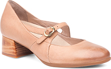 Dansko Outlet - Peyton Sand Burnished Nubuck