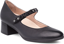 Dansko Outlet - Pearlina Black Burnished Nubuck