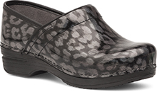 Dansko Outlet - Pro XP Iridescent Leopard