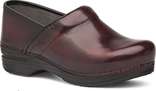 Dansko Outlet - Pro XP Burgundy Cabrio