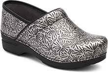 Dansko Outlet - Pro XP Silver Ornate Patent