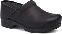 Pro XP (Men) Black Burnished Nubuck