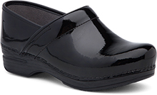 Dansko Outlet - Wide Pro XP Black Patent
