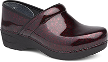 Dansko Outlet - XP 2.0 Burgundy Moon Patent