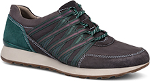 Dansko Outlet - Gabi Charcoal Burnished Nubuck