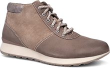 Dansko Outlet - Ginny Taupe Burnished Nubuck