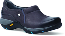 Dansko Outlet - Celeste Grey Burnished Nubuck