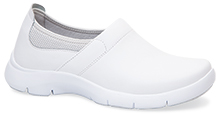 Dansko Outlet - Enya White Smooth Leather