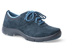 Dansko Outlet - Elaine Denim Suede