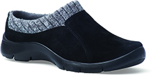 Dansko Outlet - Emily Black Suede
