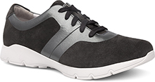Dansko Outlet - Andi Charcoal/Pewter Suede
