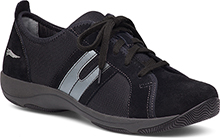 Dansko Outlet - Heidi Black Suede
