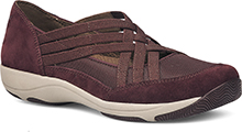 Dansko Outlet - Hilde Raisin Suede