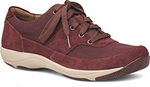 Dansko Outlet - Hayden Raisin Suede