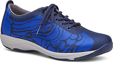Dansko Outlet - Hanna Blue Multi