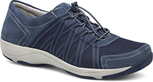 Dansko DotCom - Honor Blue Suede