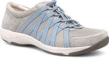 Dansko Outlet - Honor Grey Suede