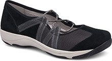 Dansko Outlet - Honey Black Suede