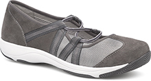 Dansko Outlet - Honey Charcoal Suede