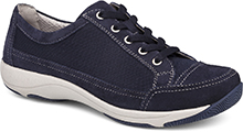Dansko Outlet - Harmony Navy Suede