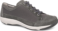 Dansko Outlet - Harmony Grey Suede