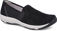 Dansko Outlet - Halle Black Suede
