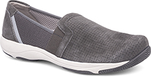 Dansko Outlet - Halle Grey Suede