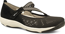 Dansko Outlet - Haven Black Suede