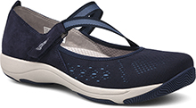 Dansko Outlet - Haven Navy Suede