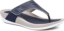 Dansko Outlet - Katy 2 Navy Smooth