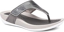 Dansko Outlet - Katy 2 Pewter Metallic Smooth