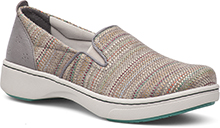 Dansko Outlet - Belle Stone Textured Canvas