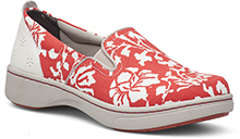 Dansko Outlet - Belle Coral Floral Canvas