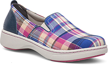 Dansko Outlet - Belle Blue Madras