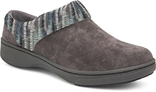 Dansko Outlet - Brittany Grey Suede