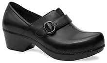 Dansko Outlet - Tamara Black Burnished Full Grain