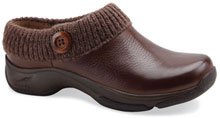 Dansko Outlet - Kenzie Chocolate Milled Leather