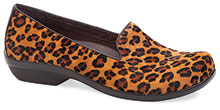 Dansko Outlet - Olivia Leopard Hair Calf