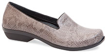 Dansko Outlet - Olivia Grey Snake