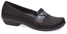 Dansko Outlet - Oksana Black Polka Dot