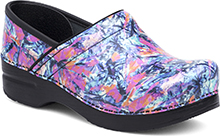 Dansko Outlet - Professional Color Burst Patent