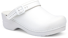 Dansko Outlet - Ingrid White Box