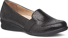 Dansko Outlet - Addy Black Crackle