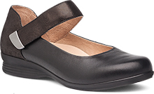 Dansko Outlet - Audrey Black Nappa