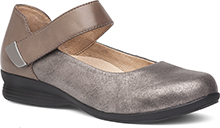 Dansko Outlet - Audrey Old Gold Metallic