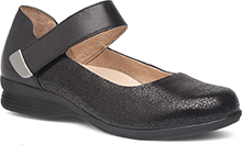 Dansko Outlet - Audrey Black Crackle