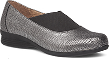 Dansko Outlet - Ann Pewter Metallic