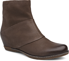 Dansko Outlet - Lettie Teak Burnished Nubuck